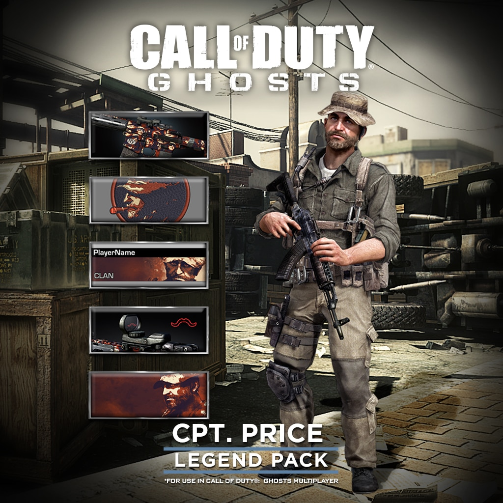 Call of Duty®: Ghosts - Legend Pack - CPT Price