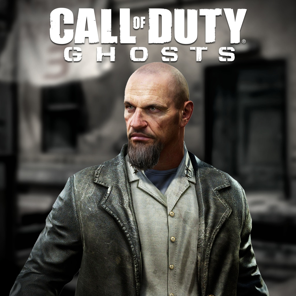 Call of Duty®: Ghosts - Personaje especial Zakhaev