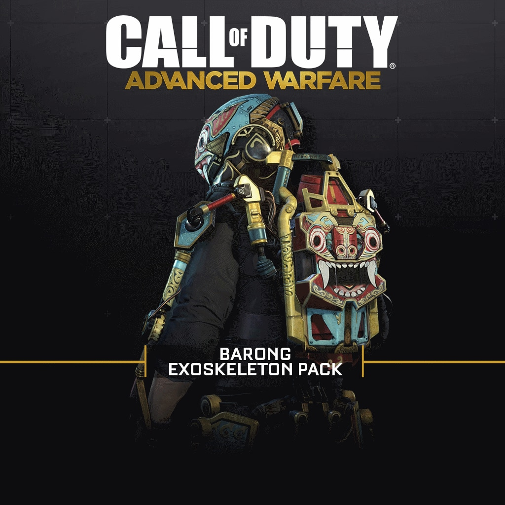 Call of Duty ®: Advanced Warfare - Barong Exoskeleton Pack
