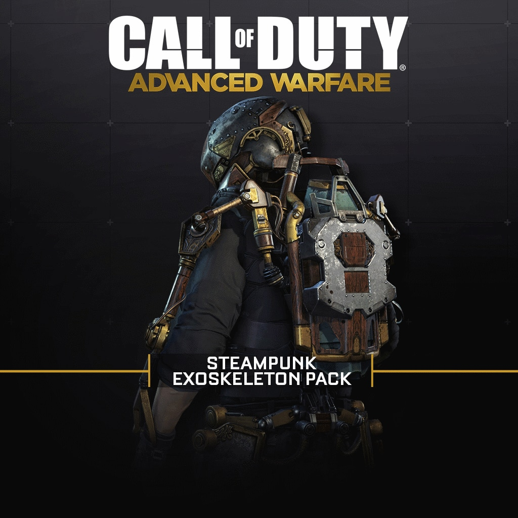 Call of Duty ®: Advanced Warfare - Steampunk Exoskeleton Pack