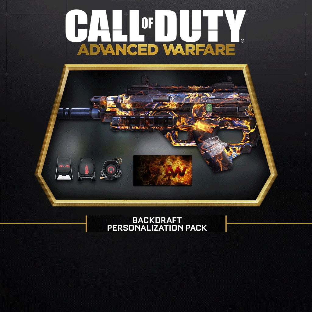 Call of Duty®: Advanced Warfare - Paquete Llamaradas