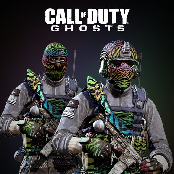 Call of Duty®: Ghosts - Pack Spectre