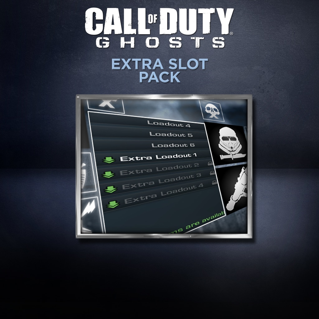 Call of Duty®: Ghosts - Extra Slots Pack