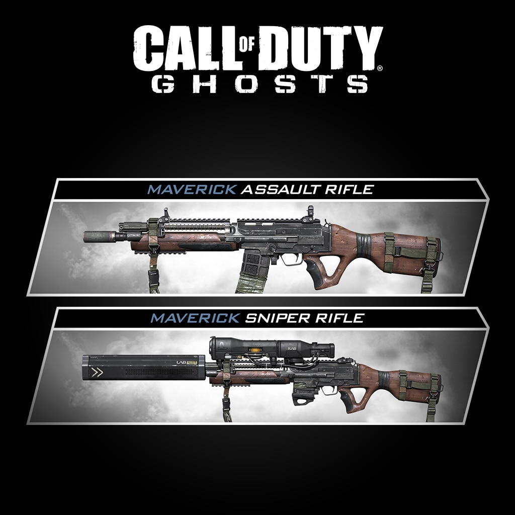 Call Of Duty Ghosts Arma Il Maverick