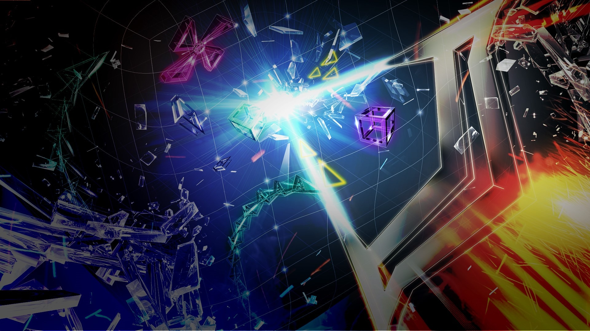 Geometry Wars 3™: Dimensions Evolved