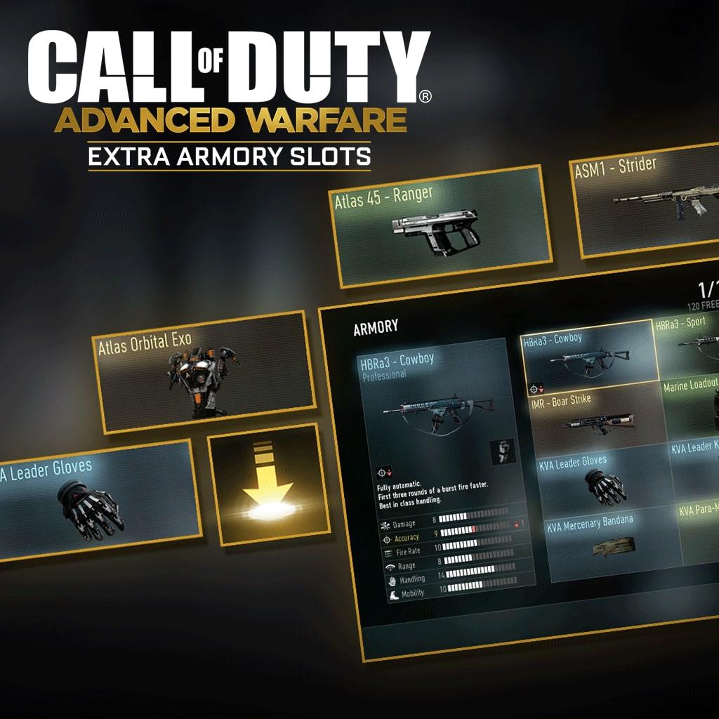 Call of Duty®: Advanced Warfare  EMP. D'ARSENAL SUPP. 4