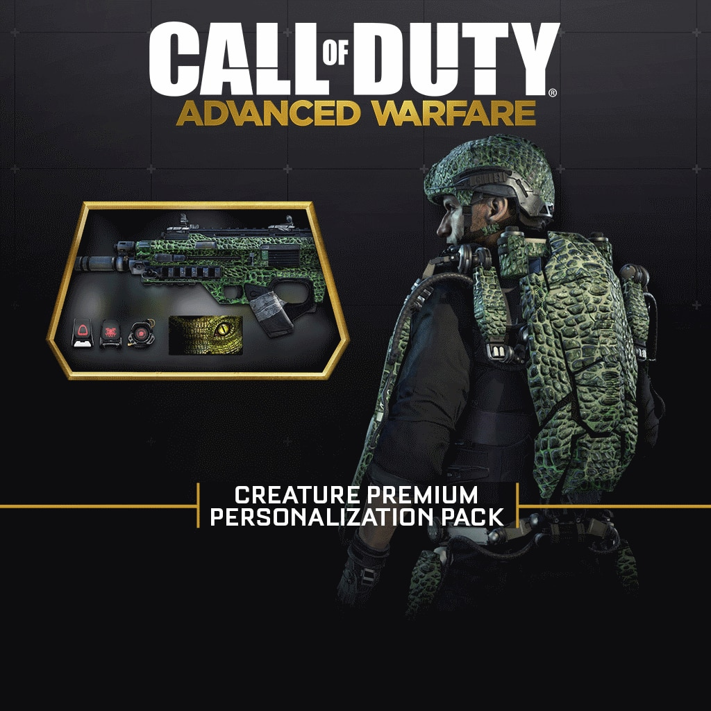 Call of Duty®: Advanced Warfare - Creature Premium Pack