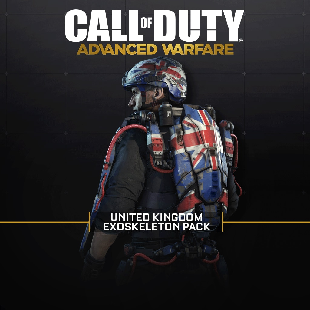 Call of Duty®: Advanced Warfare - UK Exoskeleton Pack