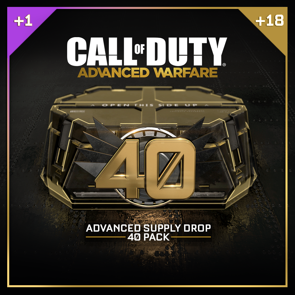 Call of Duty&lrm®: Advanced Warfare حزمة دعم متقدم 40