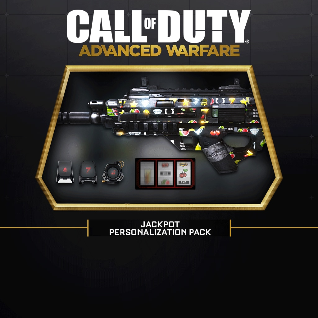 Call of Duty®: Advanced Warfare - Jackpot PZN Pack