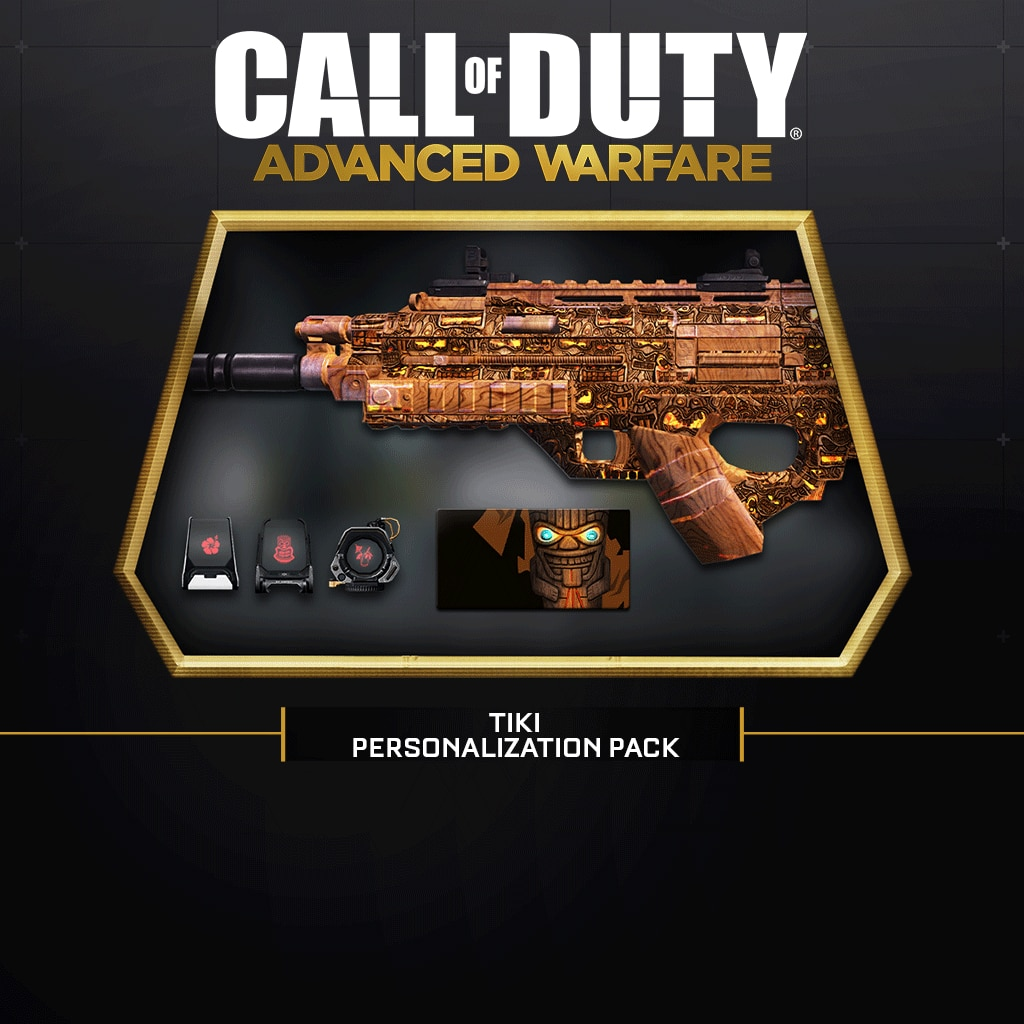 Call of Duty®: Advanced Warfare - Pack Tiki