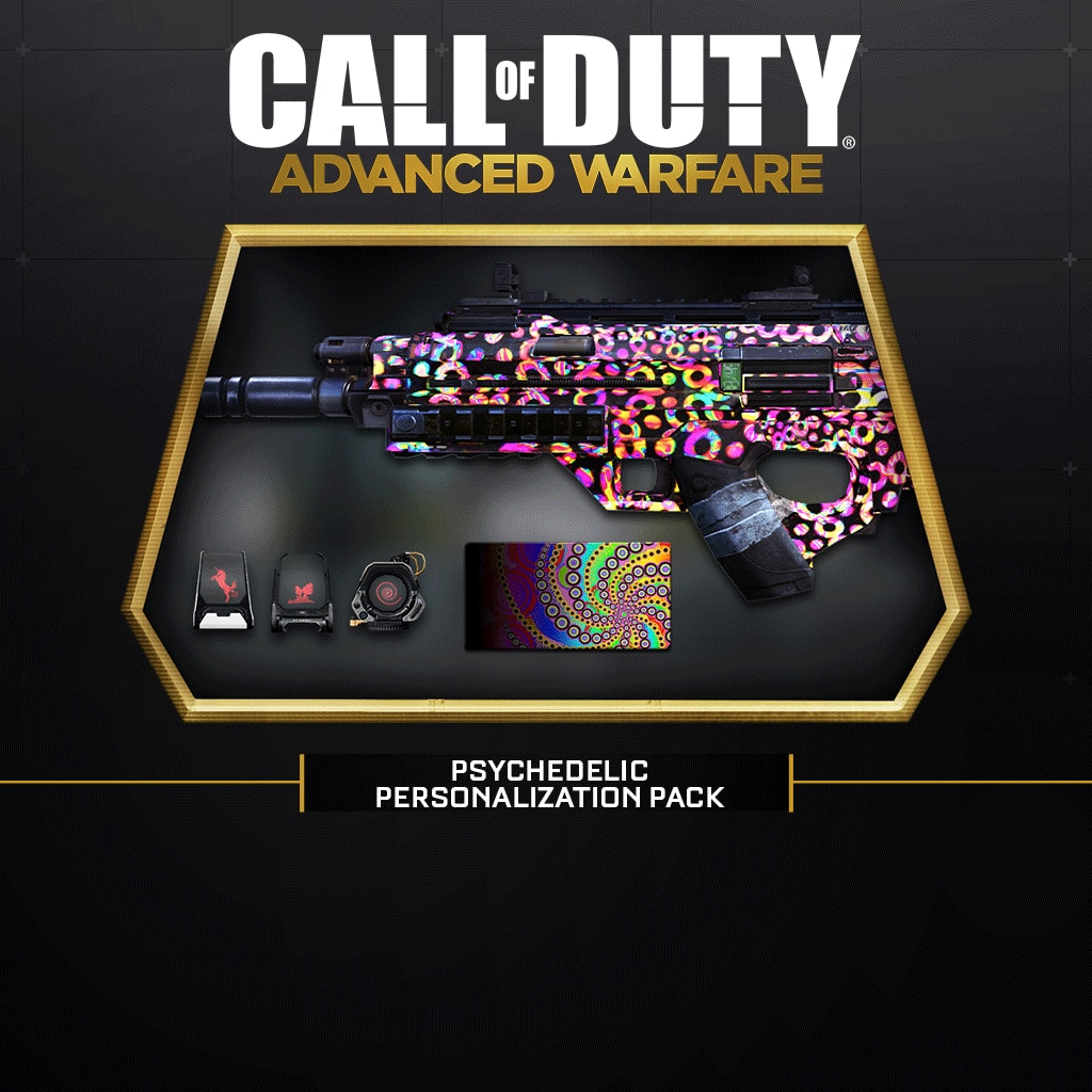 Call of Duty®: Advanced Warfare - Psychedelic Pack