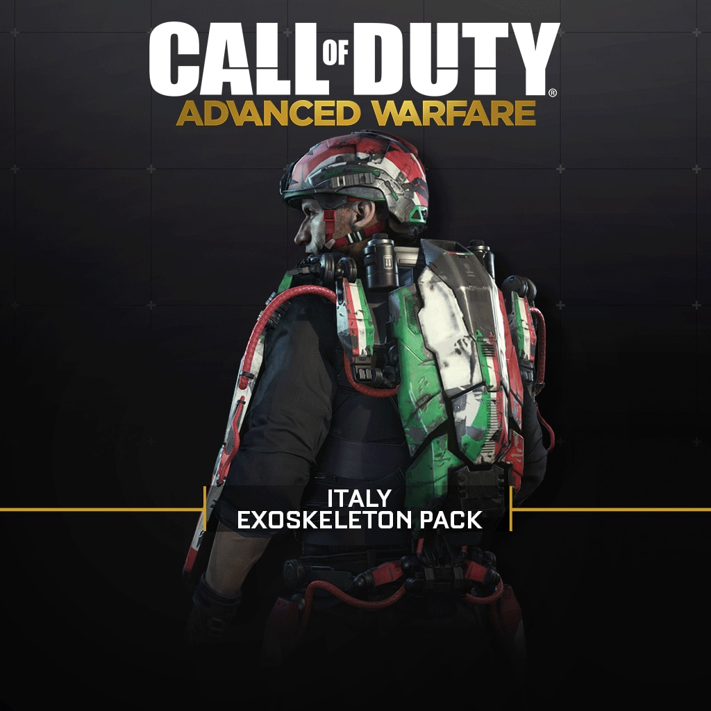 Call of Duty®: Advanced Warfare - ITA Exoskeleton Pack