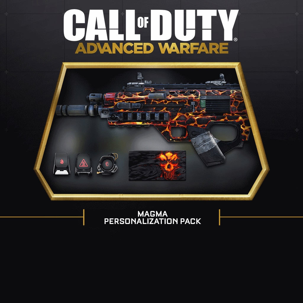 Call of Duty®: Advanced Warfare - Magma Pack