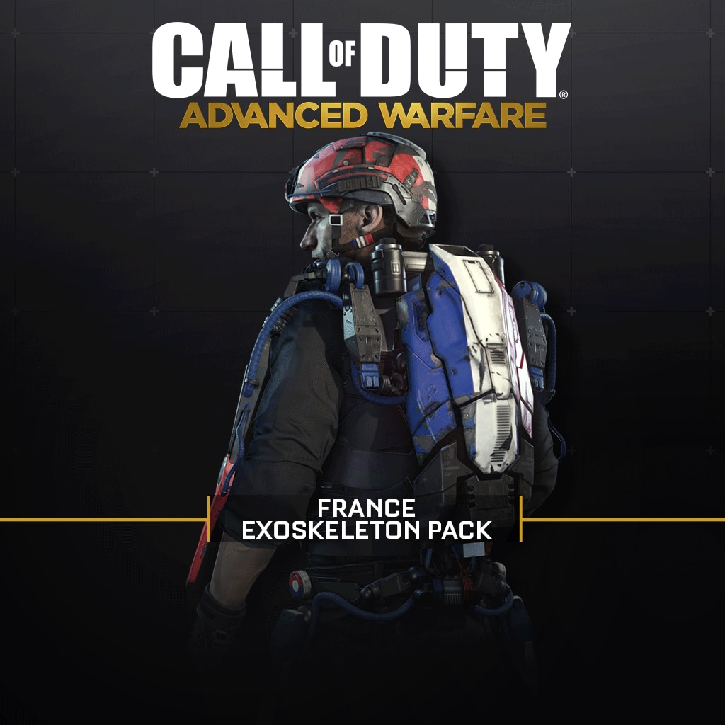 Call of Duty®: Advanced Warfare - Pack d'exosquelette FRA
