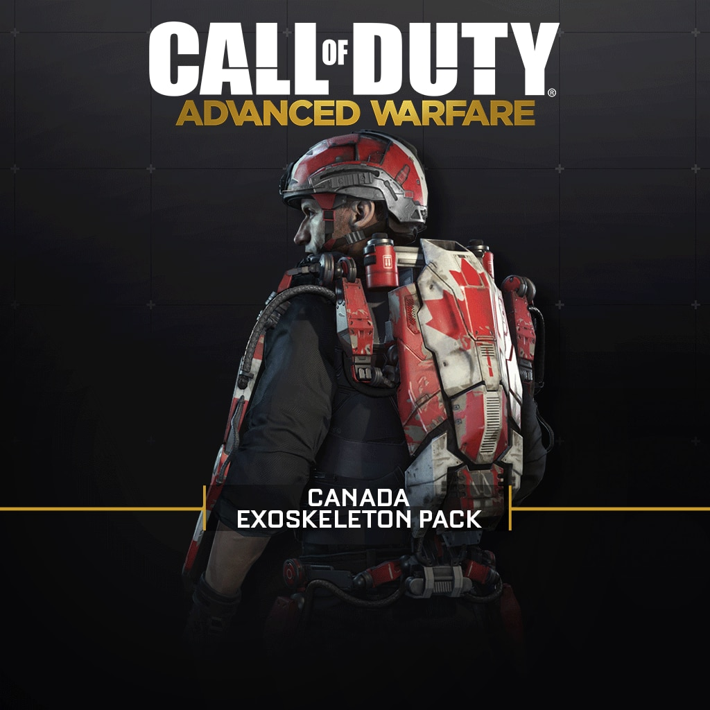 Call of Duty®: Advanced Warfare - Pack d'Exo CAN - [R/P]