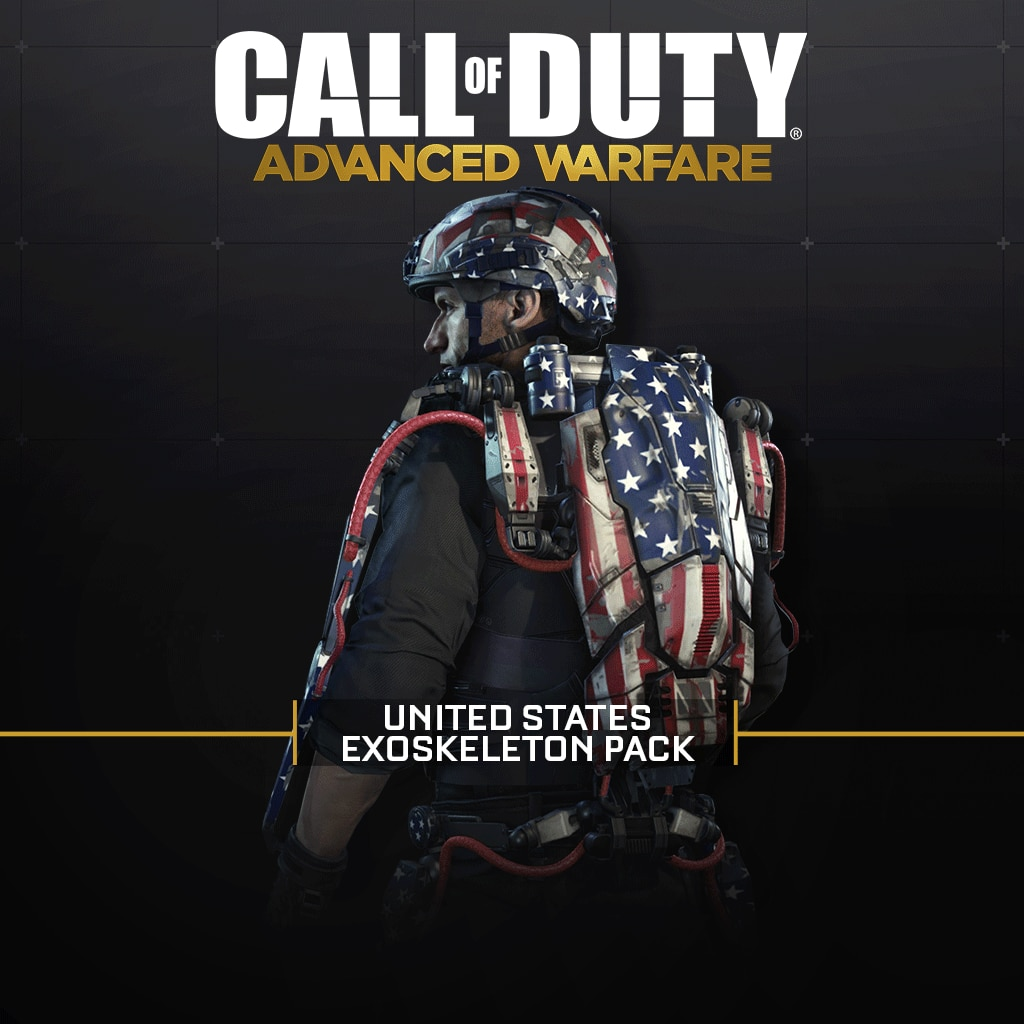 Call of Duty®: Advanced Warfare - USA Exoskeleton Pack -[E/A]
