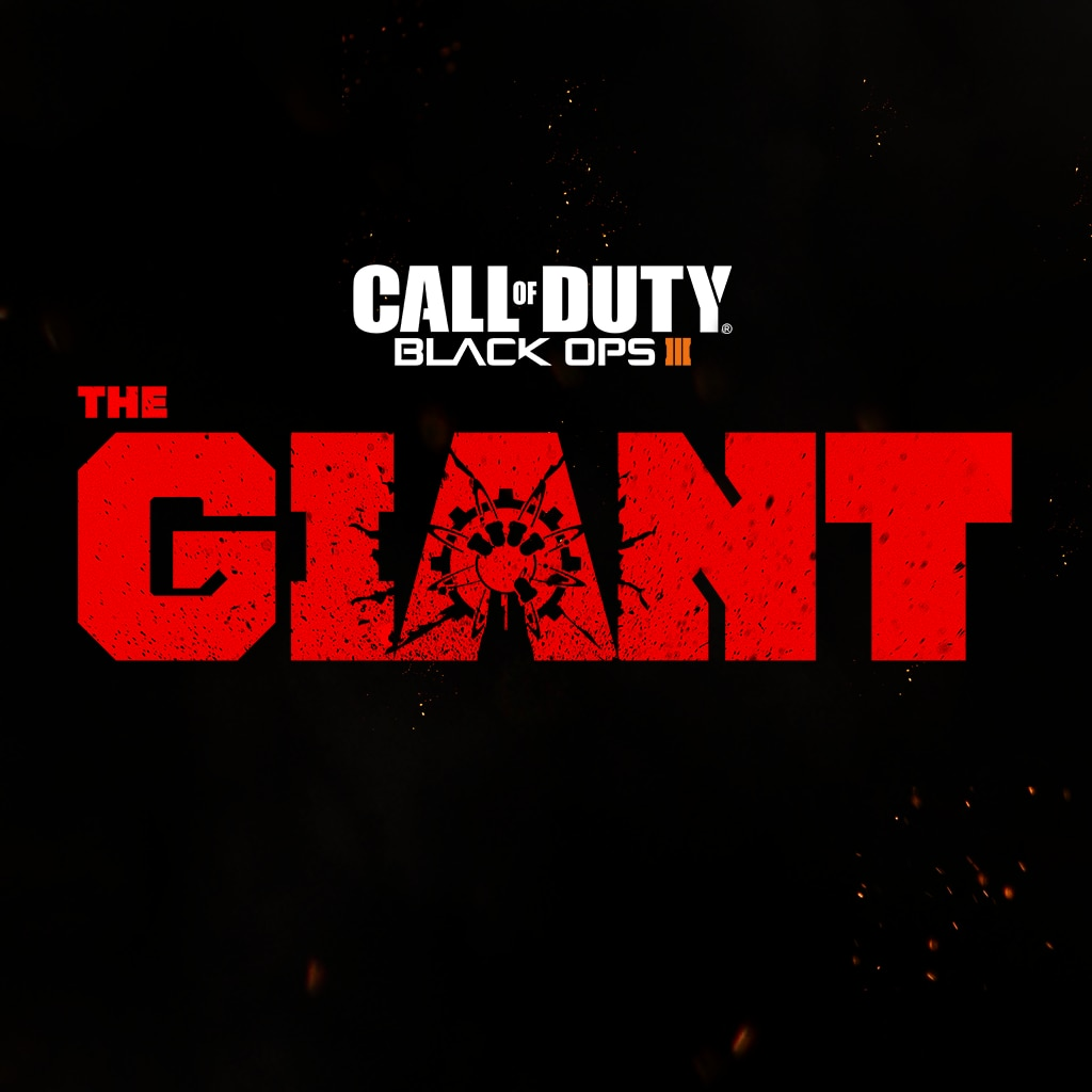 Call of Duty: Black Ops III The Giant Zombies Bonus Map