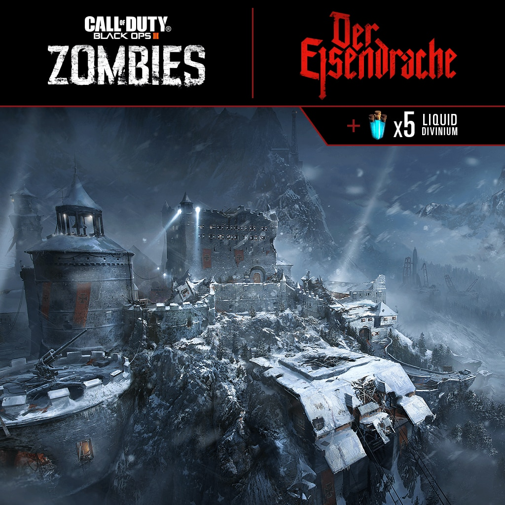 Call of Duty® Black Ops III - Der Eisendrache Zombies Map