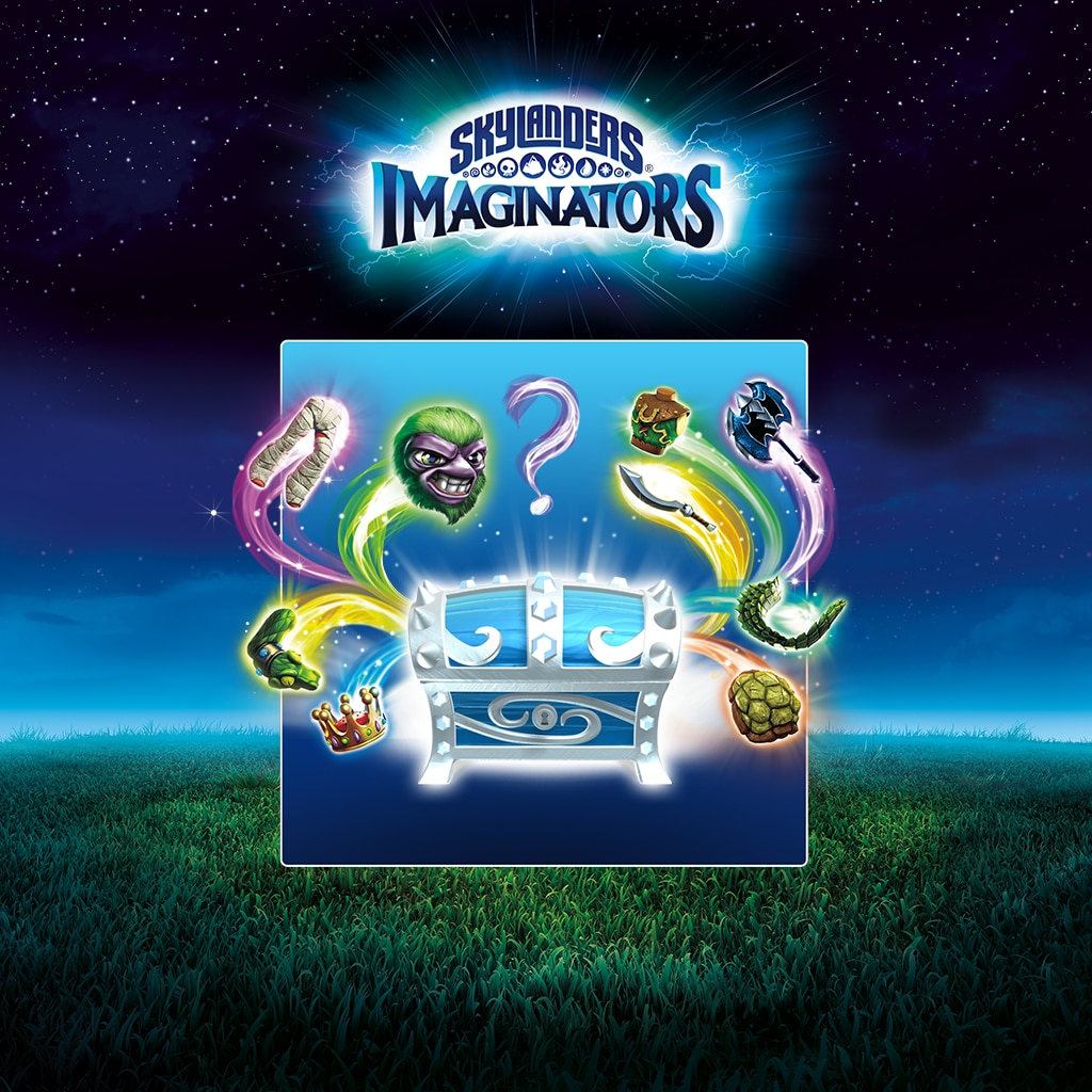Skylanders™ Imaginators Platinum Chest
