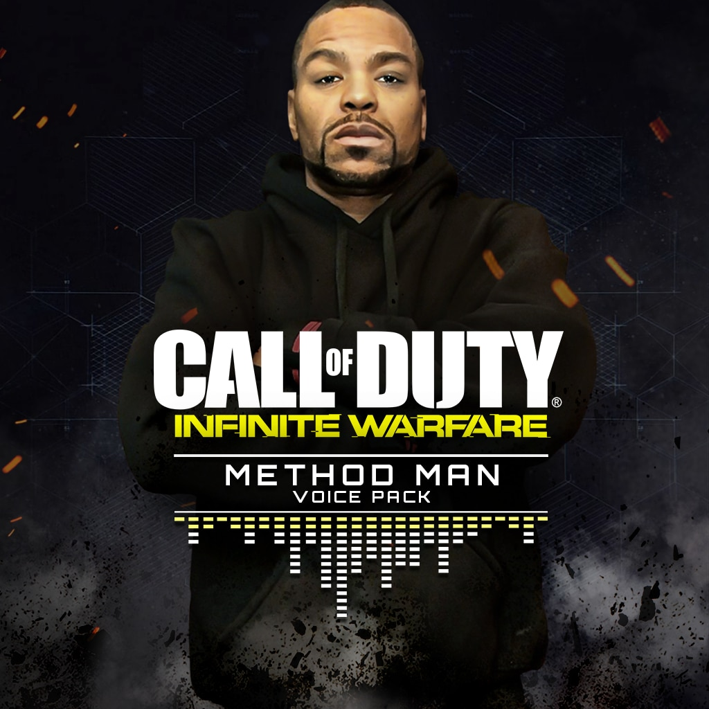 Call of Duty®: Infinite Warfare - حزمة صوت Method Man