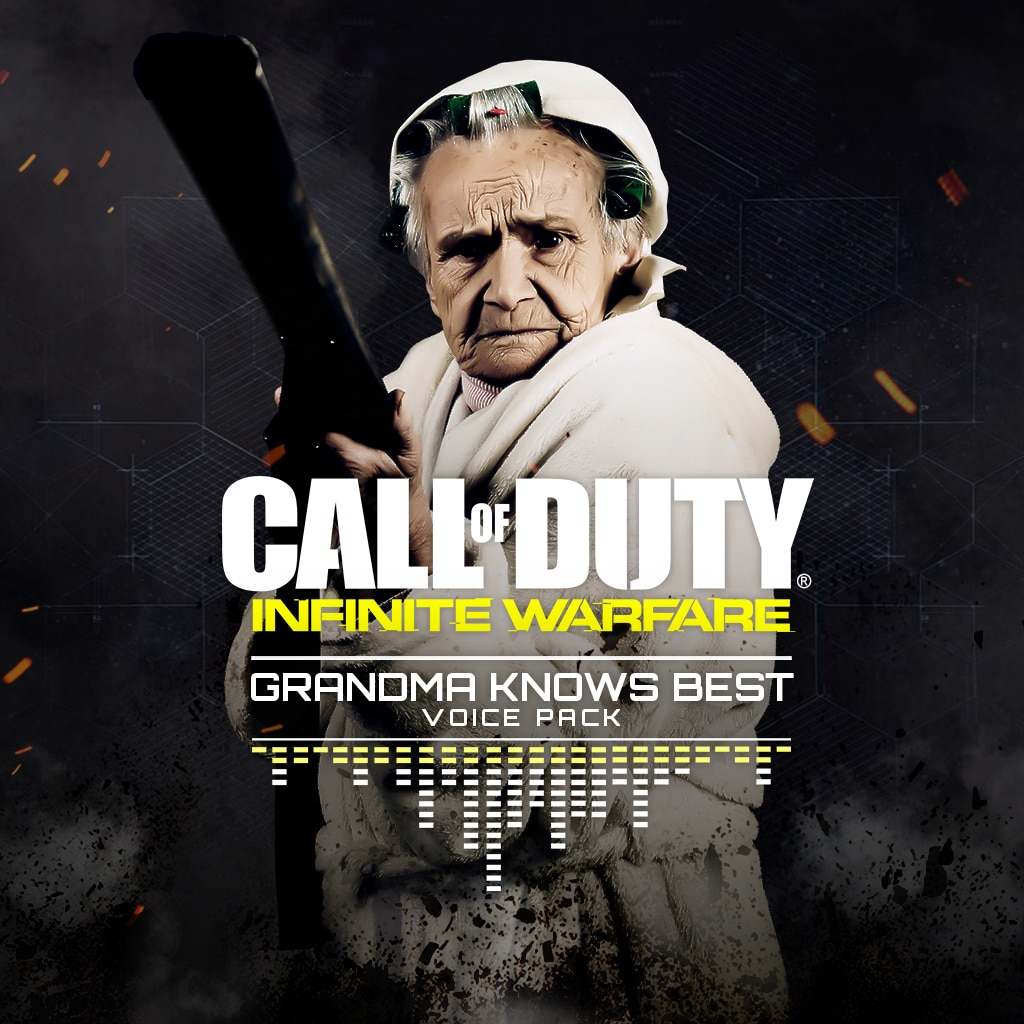 Call of Duty®: Infinite Warfare - Pack VO Conseils grand-mère