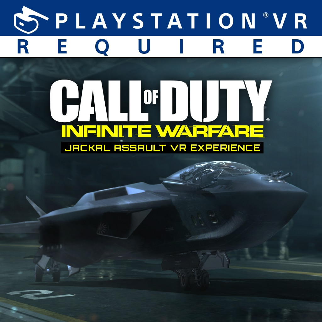 CALL OF DUTY®: INFINITE WARFARE, JACKAL ASSAULT VR EXPERIENCE