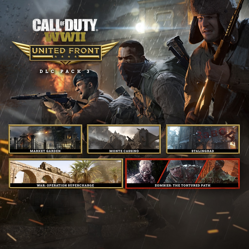Call of Duty®: WWII - The United Front: DLC Pack 3