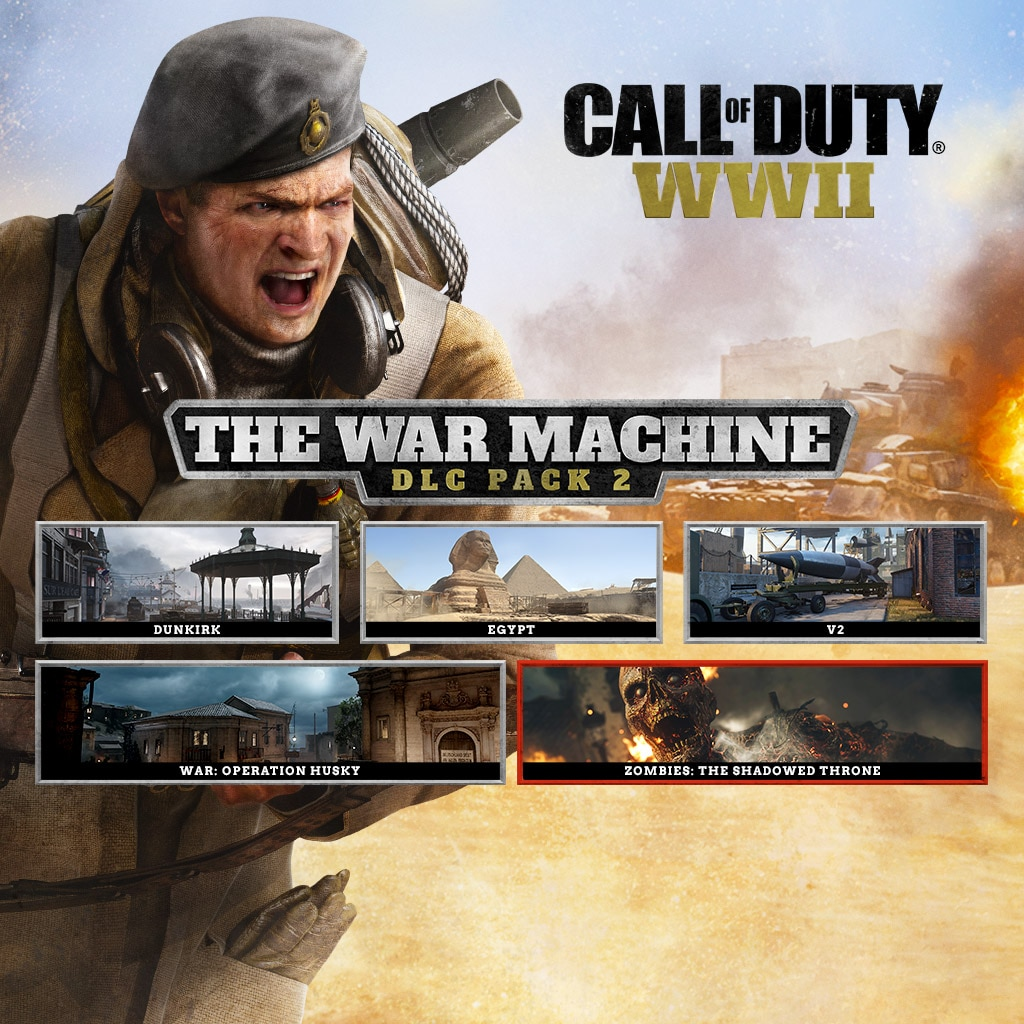 Call of Duty®: WWII - The War Machine: DLC Pack 2