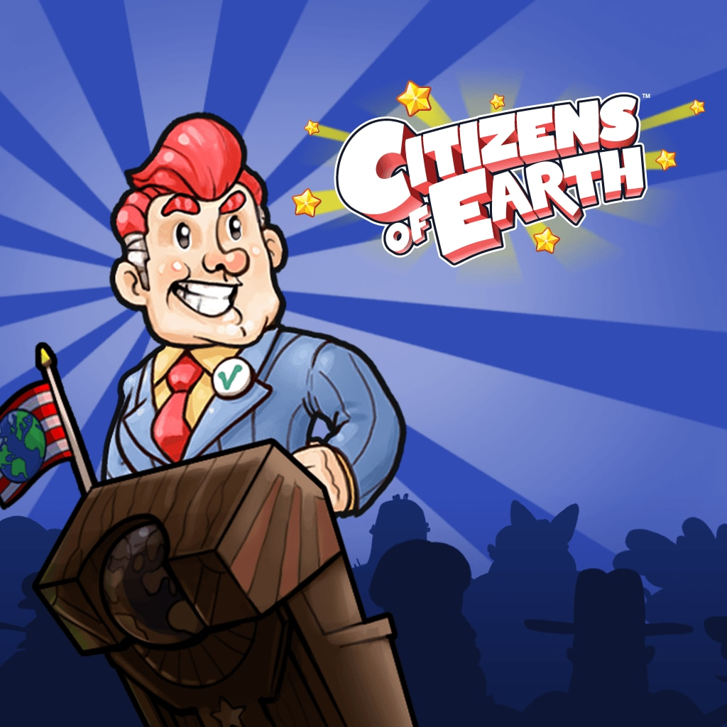 Citizens of Earth™: Demo