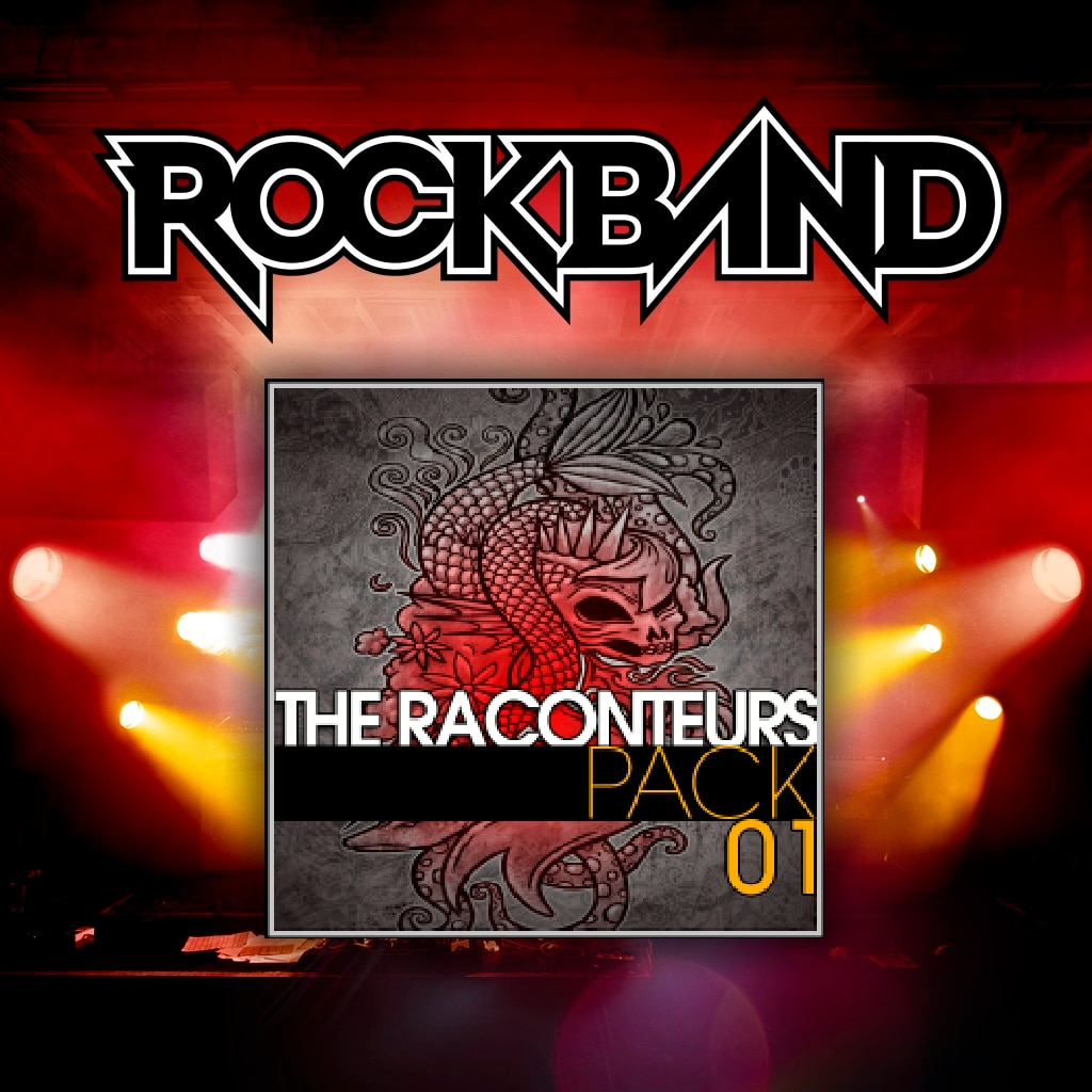 The Raconteurs Pack 01