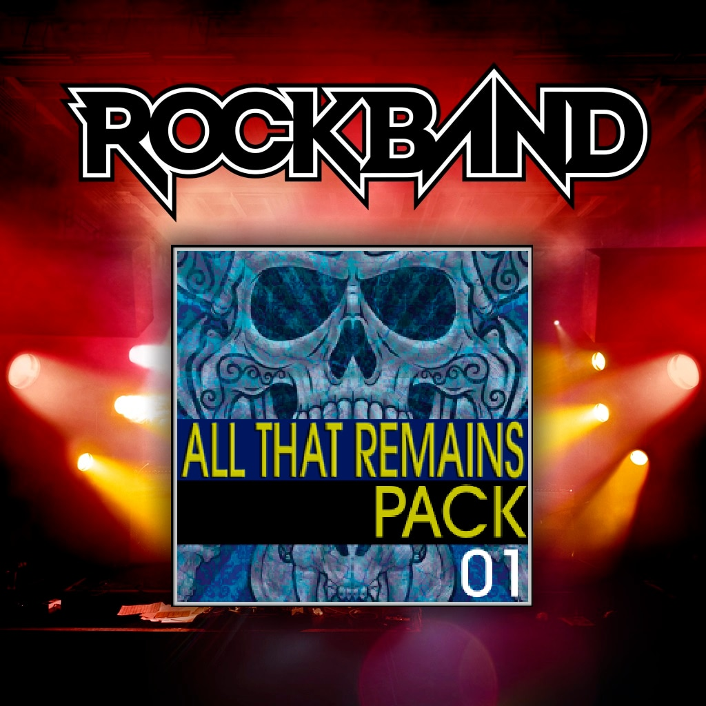 All That Remains Pack 01