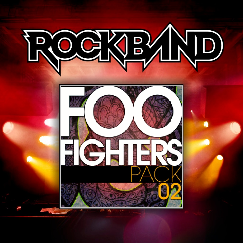 Foo Fighters Pack 02