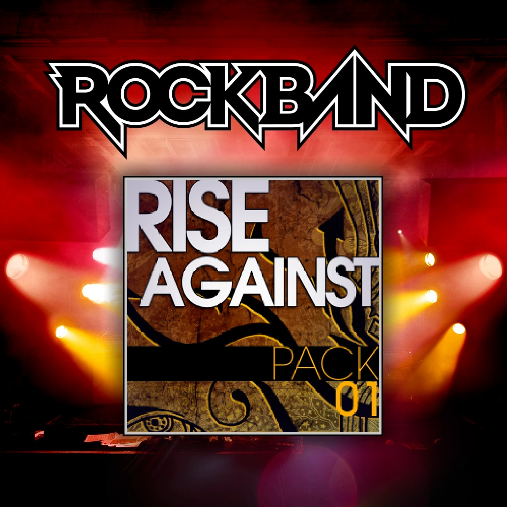 Rise Against Pack 01