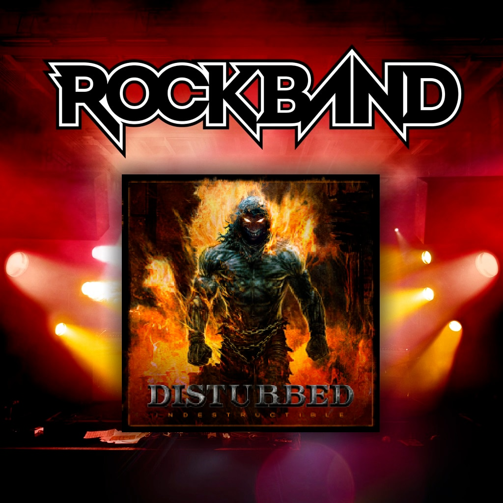 'Inside the Fire' - Disturbed
