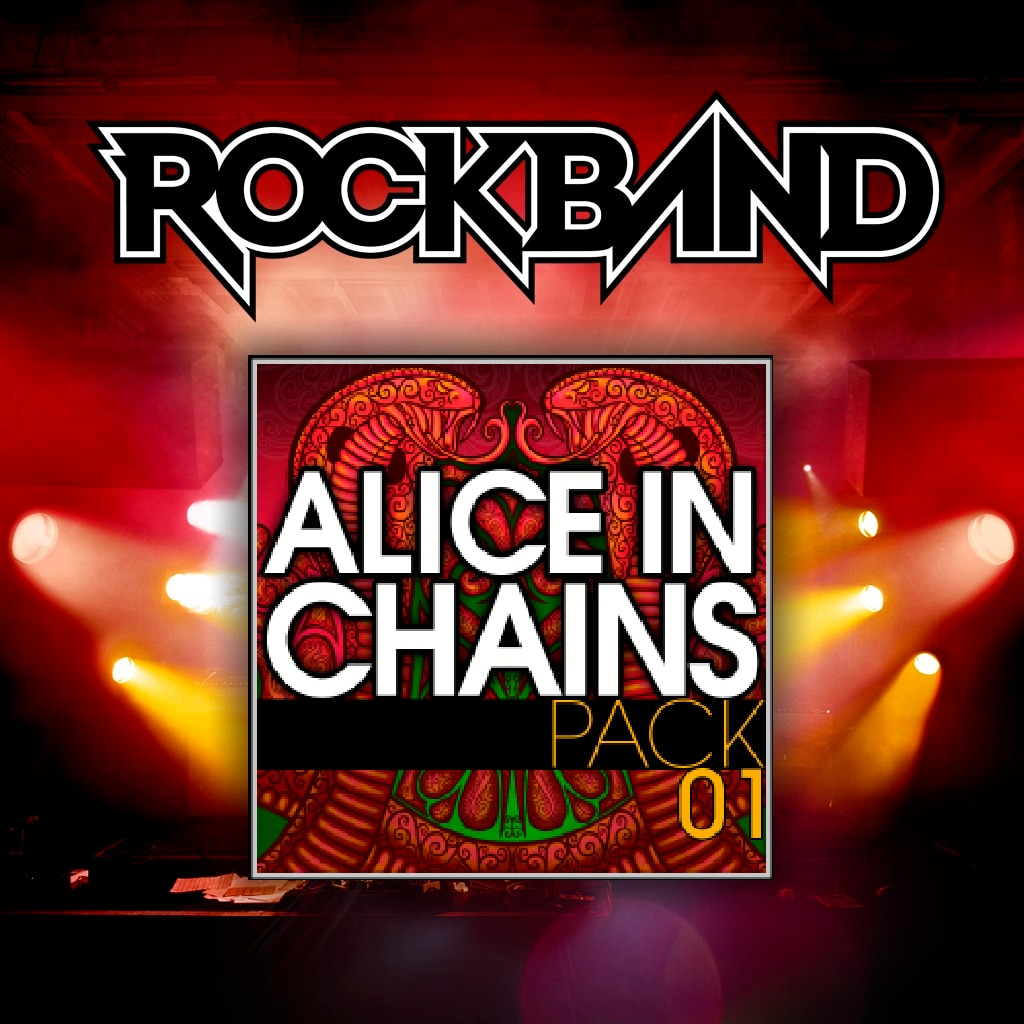 Alice In Chains Pack 01