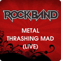 'Metal Thrashing Mad (Live)' - Anthrax