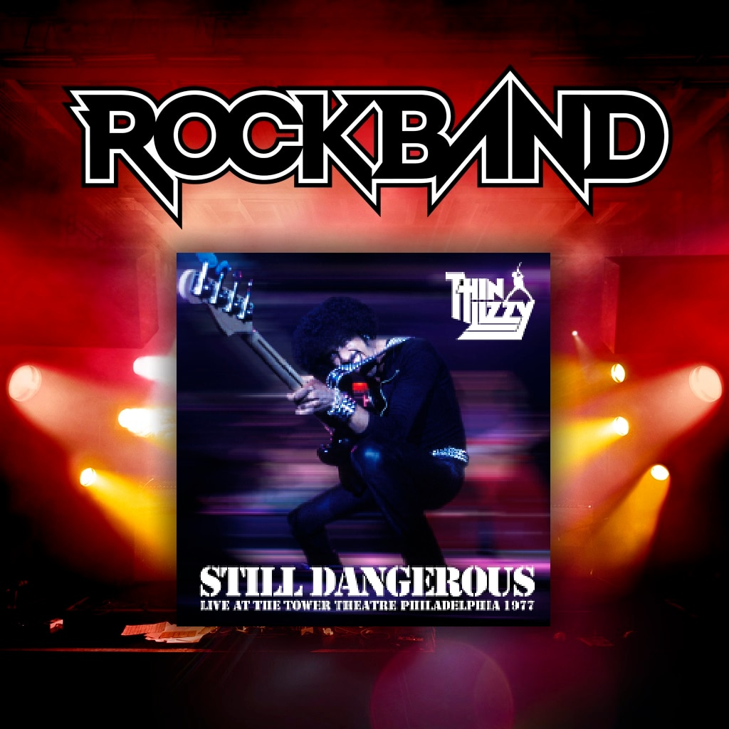 'The Boys Are Back in Town (Live)' - Thin Lizzy