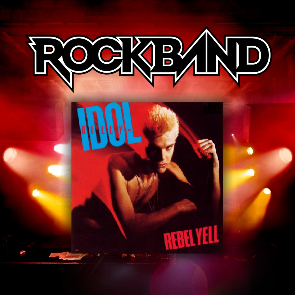 'Rebel Yell' - Billy Idol