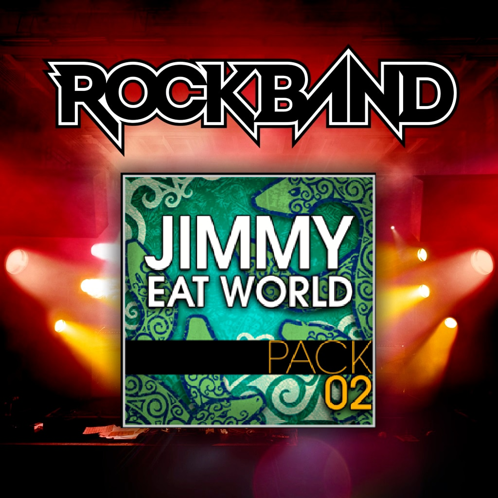 Jimmy Eat World Pack 02