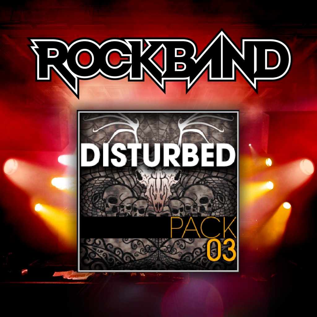 Disturbed Pack 03