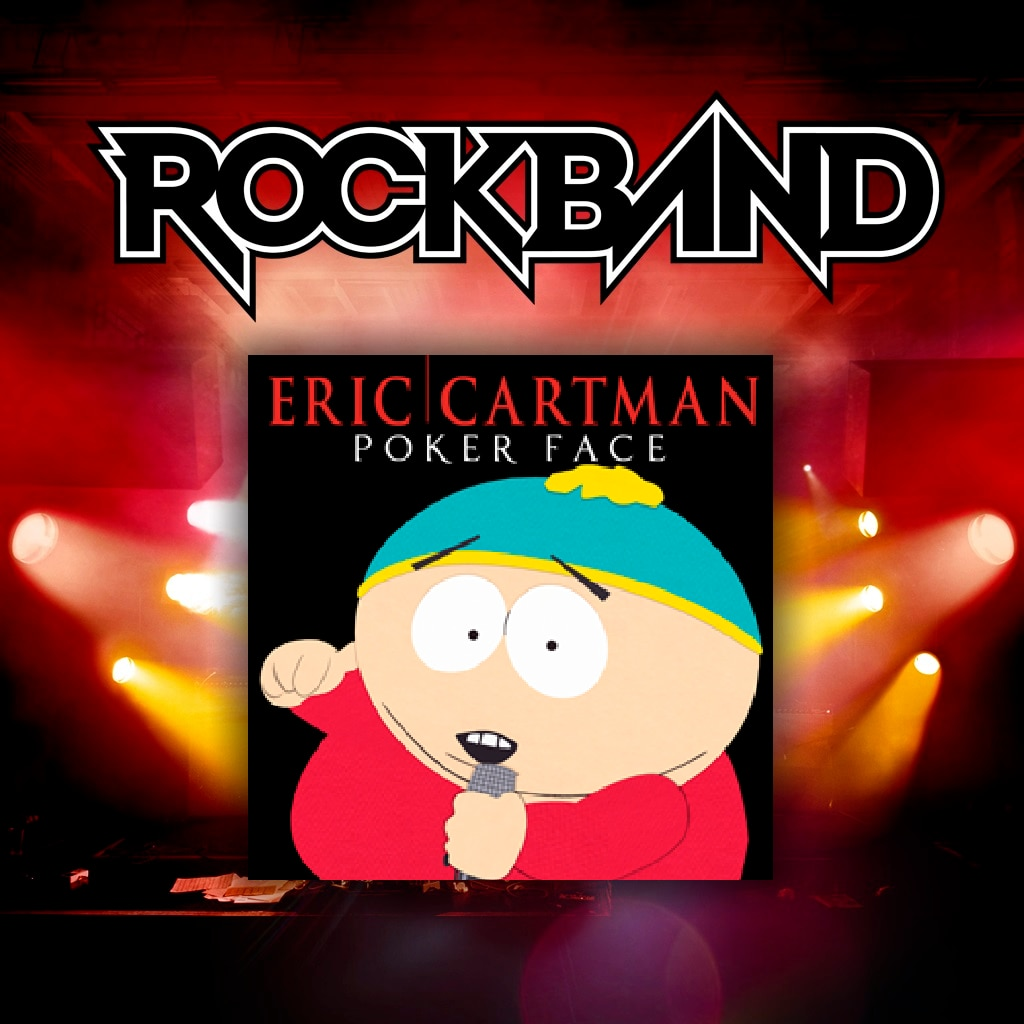 'Lady Gaga's 'Poker Face' (South Park Version)' - Eric Cartman