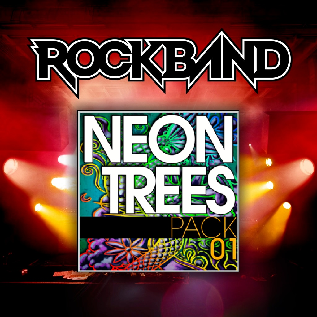 Neon Trees Pack 01