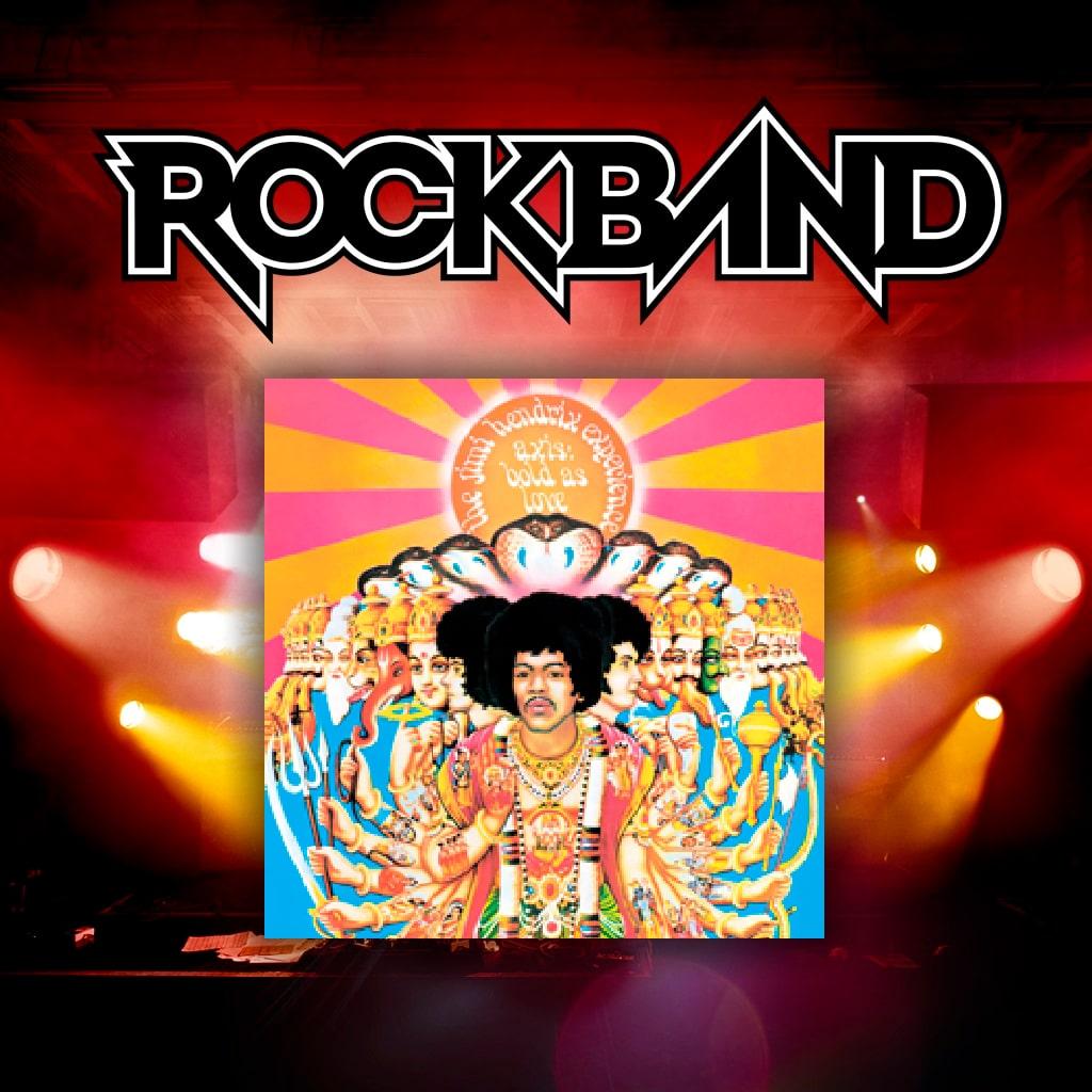 'Bold as Love' - The Jimi Hendrix Experience