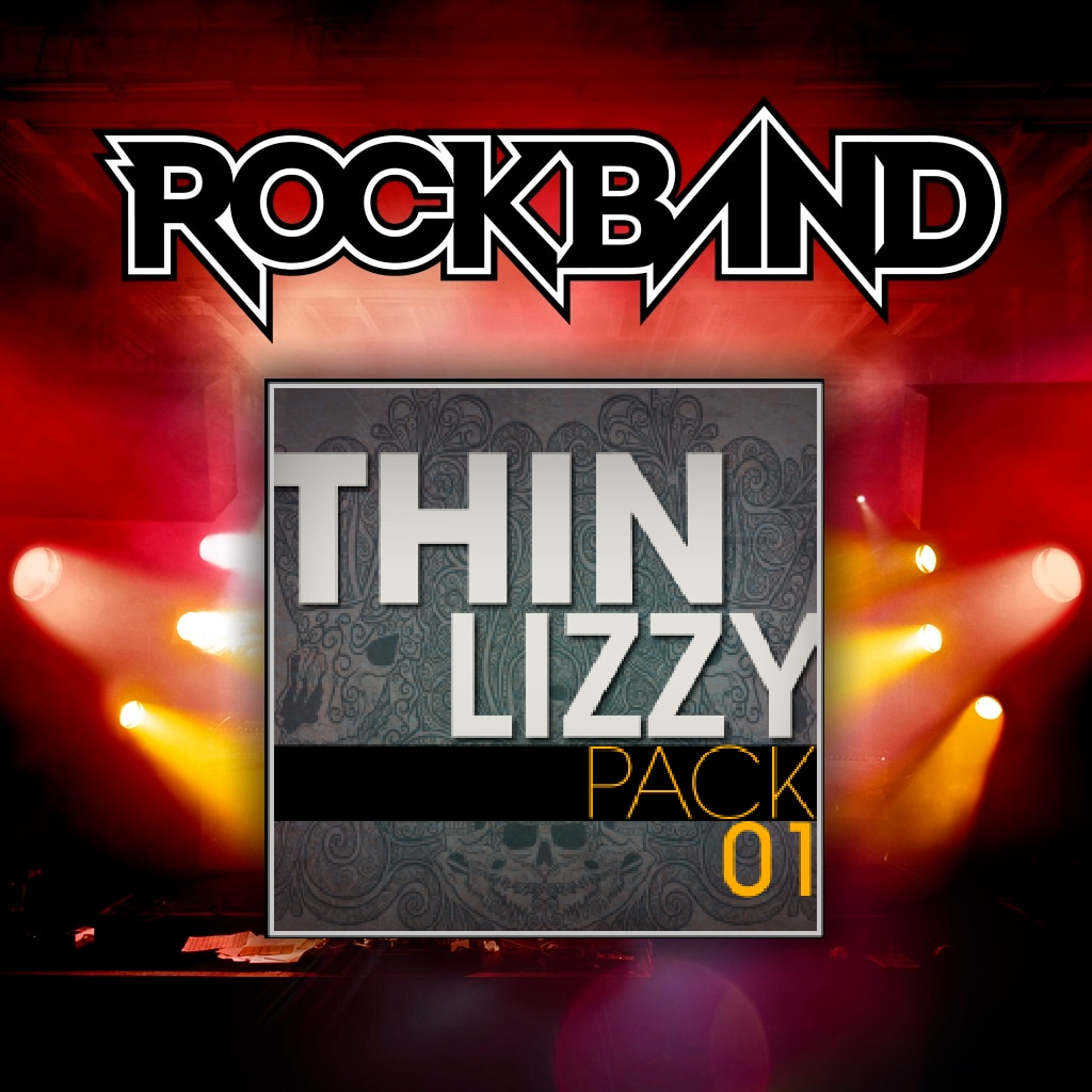 Thin Lizzy Pack 01
