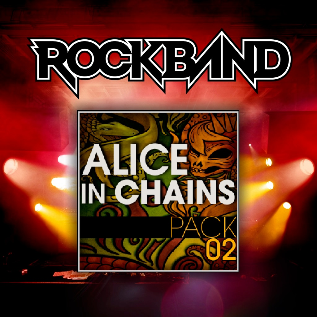 Alice In Chains Pack 02