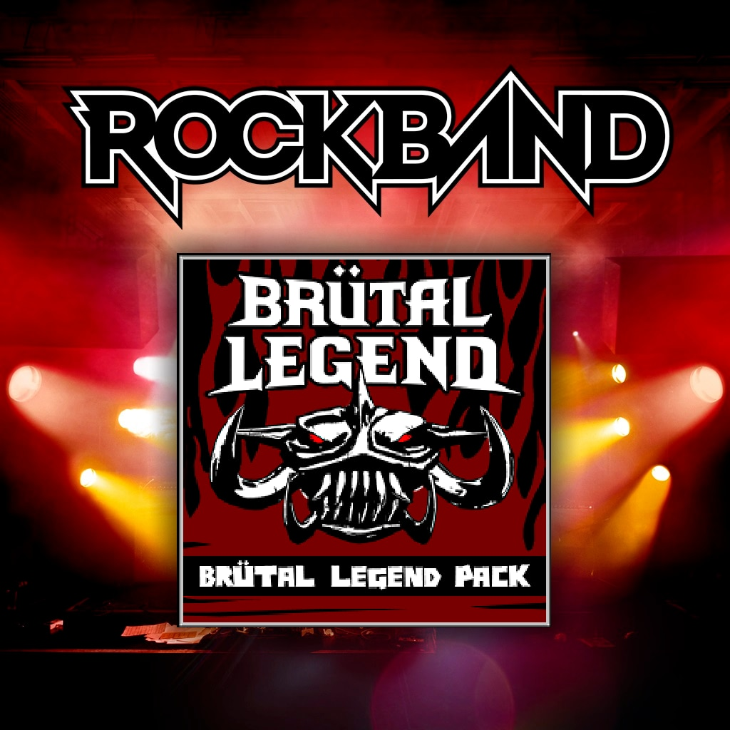 Brütal Legend Pack