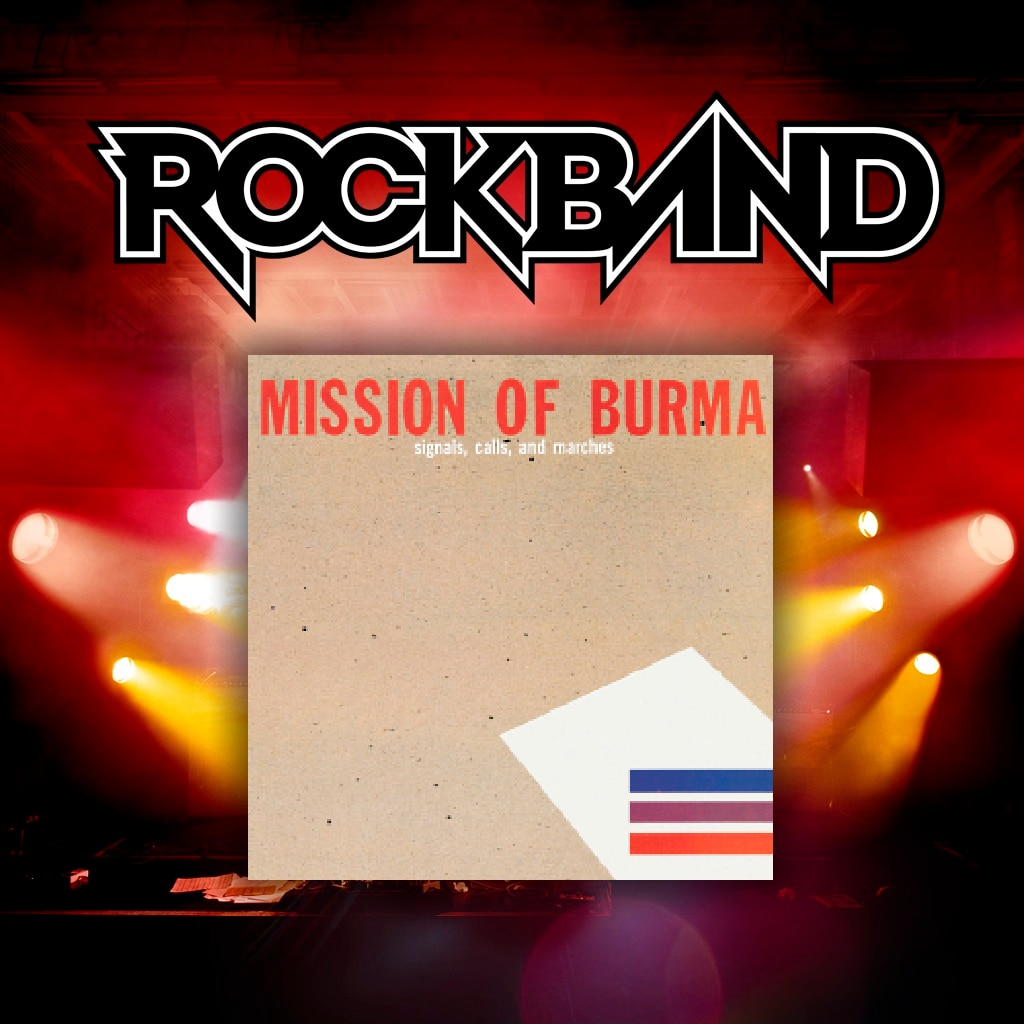 'That's When I Reach for My Revolver' - Mission of Burma