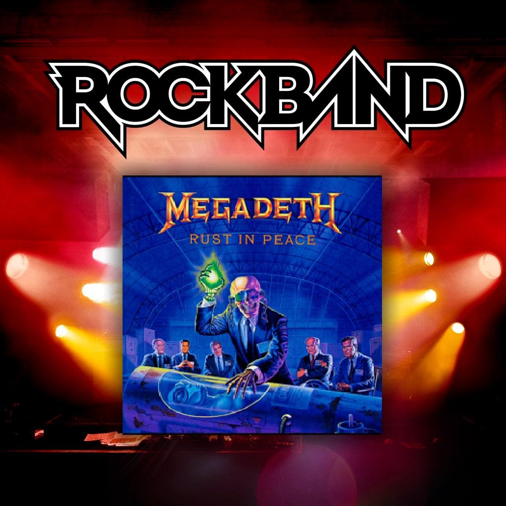 'Tornado of Souls' - Megadeth