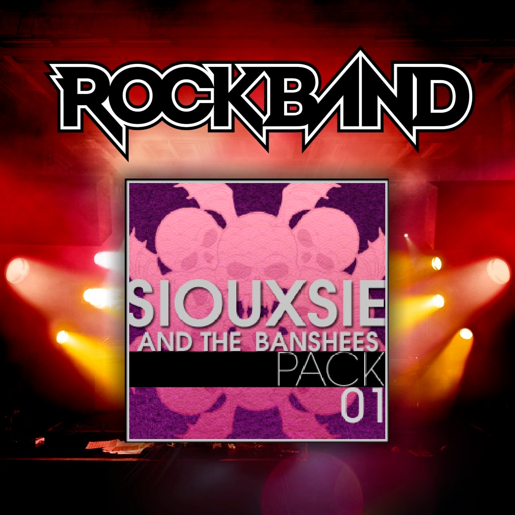 Siouxsie and The Banshees Pack 01